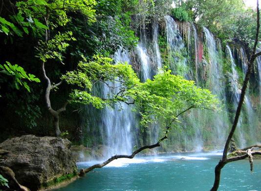 водопады Анталии
