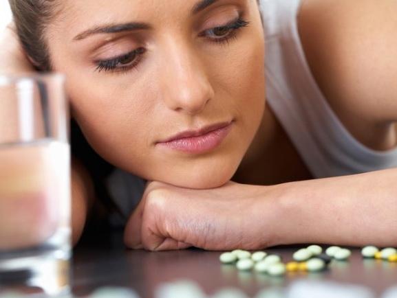 Прием гормональных средств