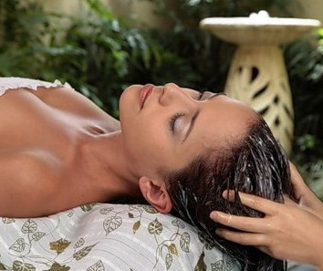 СПА для волос