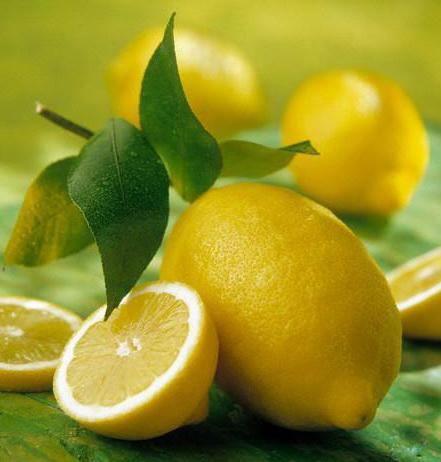 Отбеливание с лимоном