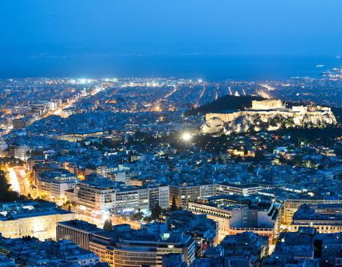 Отдых в Афинах