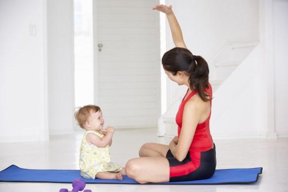 Заниматься спортом с раннего детства