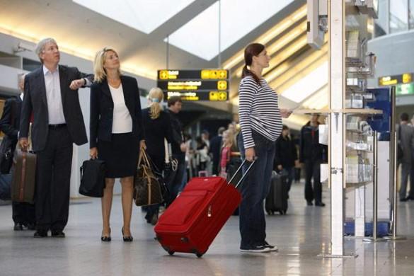 Не носить тяжелых чемоданов при беременности