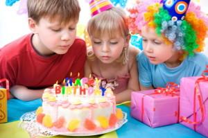 День рождения ребёнка