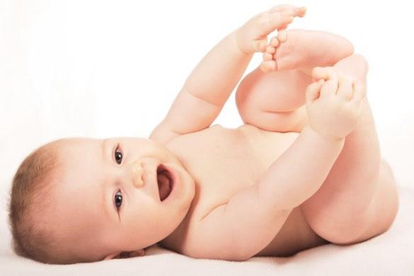 ребёнок - первые звуки