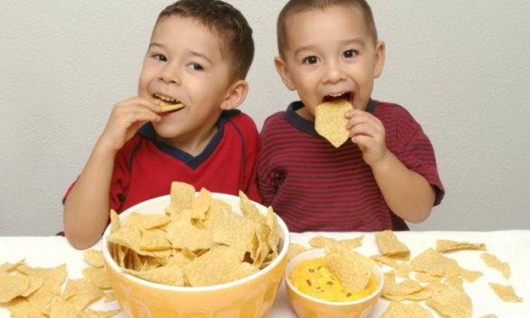 Питание ребёнка дошкольного возраста
