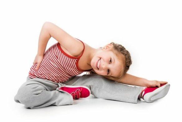 Здоровье ребёнка дошкольного возраста