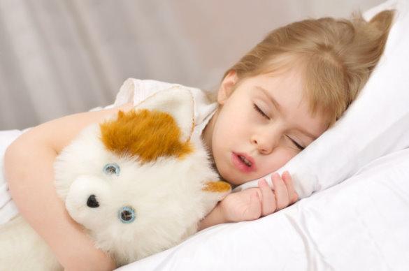 Сон ребёнка дошкольного возраста