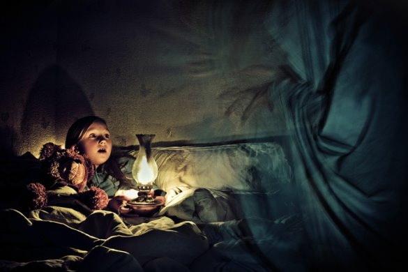 Ребенок может испугаться